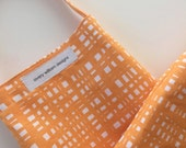 plastic bag holder // dispenser // creamsicle lines