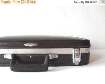 FALL SALE Vintage Featherlite Briefcase Luggage