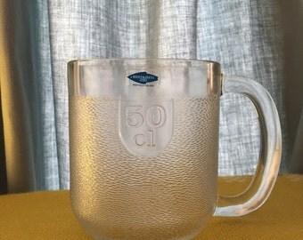 Nuutajarvi Beer Mug