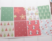 Christmas Full Box Planner Stickers PS144a