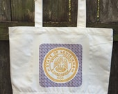 Jumbo Cotton Tote Bag