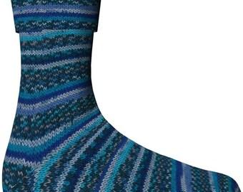 Comfort Sock Yarn Winterrauschen, 100g/459yd, 1215b-08