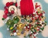 Bead Happy Necklace Kit - Christmas
