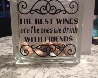 Best Wine Cork Holder