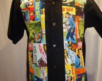 Star Trek shirt Custom made