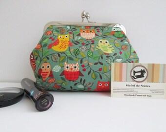 SALE Clutch / Beauty Bag