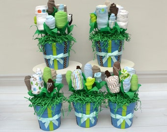 baby shower decorations baby shower table centerpieces baby boy
