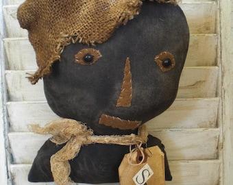 Primitive Scarecrow Dude