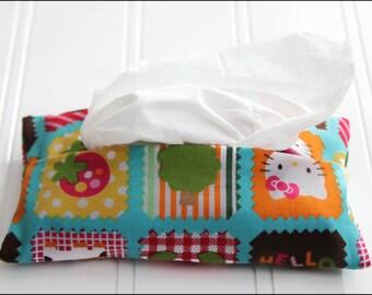 Hello Kitty Tissue Cozy