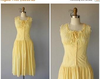 25% OFF SALE... 1970s Indian Cotton Dress | 70s Dress | 1970s Dress | 70s Sundress  | 1970s Midi Dress