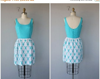 25% OFF SALE... Vintage 1960s Dress | Lanz Originals Dress | 60s Dress | 60s Summer Dress | 60s Party Dress