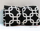 Black Gridlock Links Changing Pad - Or Custom To Match Your Bag