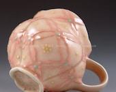 Pink Mug in Wedding Ring