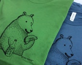 Taco Bear T-Shirt - Men's size M - XXL