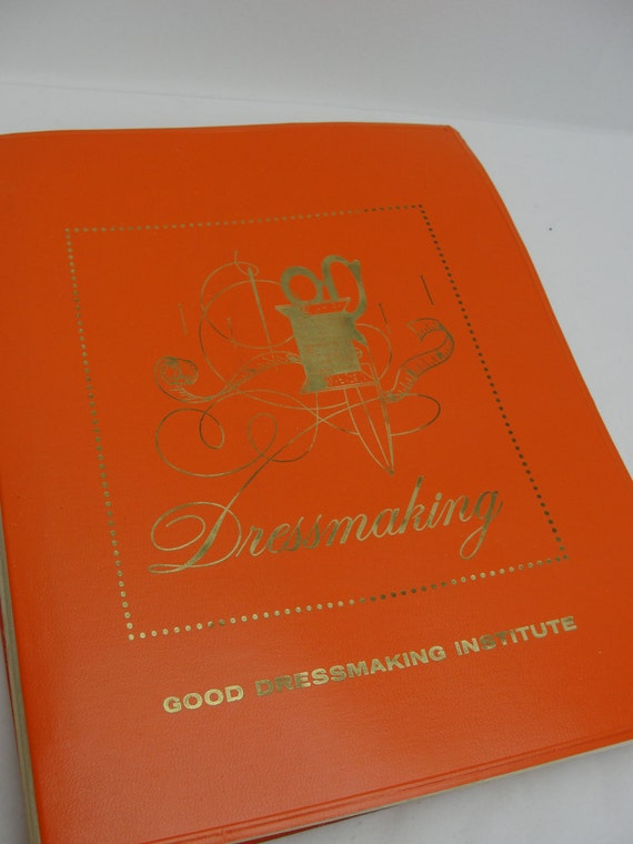 Vintage Sewing Correspondence Course Good Dressmaking