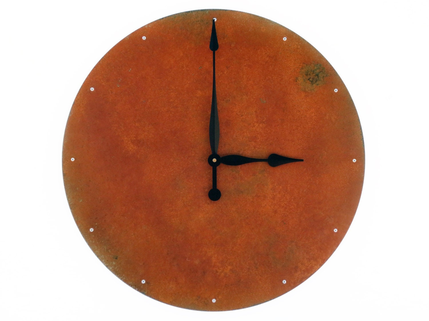 extra large wall clock circle large wall clock rustic wall clock unique wall 11674