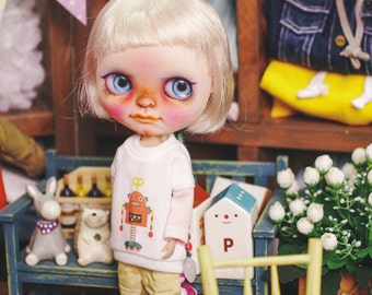 Blythe Robot MTM - Pink