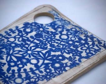 Ceramic Cheese Board ,Tray ,handmade serving platter, wedding gift