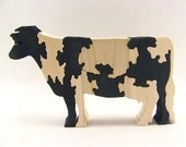 Holstein Cow Puzzle