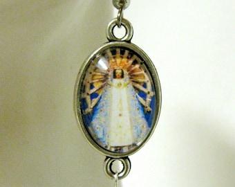 Lady of Lujan earrings - AP06-060