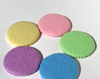 Pretend Felt Play Food - Sugar Cookies - Waldorf Inspired Felt Playfood Accessory for Imaginative Play