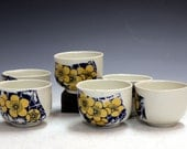 Office gifts holiday presents porcelain tea bowls  office party gifts chinese tea bowls cider bowls  gifts party gifts wiskey shooters