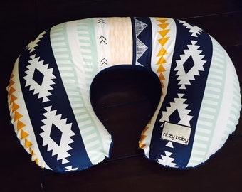 Arid Horizon Nursing Pillow Cover, Aztec Nursing Pillow Cover, Fancy Nursing Pillow Covers