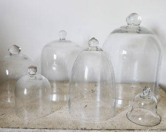 set of 6 cloches (pick up only)