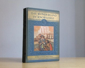 Antique Wonderland of Knowledge Encyclopedia Volume VII (Gre - Jes)