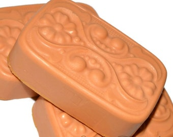 Creamy Pumpkin Glycerin Bar Soap