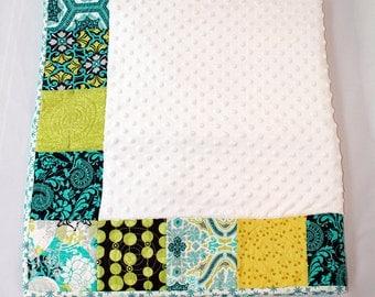 Baby Blanket/Crib Quilt