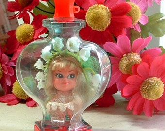 1967 Liddle Kiddles Kologne Perfume Kiddle LILY of the VALLEY - Original - 48 Years Old Ready to Display