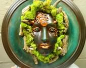 Earth Goddess Original Wall Art