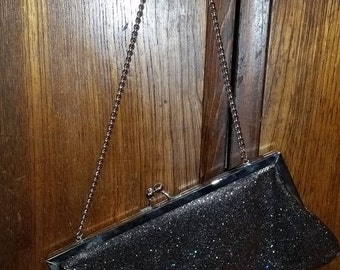 Lovely Bronze evening purse--Low Price  15% off all 60 dollar and under vintage listings