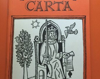 Magna Carta by Daphne I Stroud 1982 Booklet Nice Condition