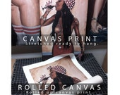 Rolled 30 x 18 Canvas Print