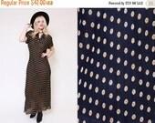 ON SALE 25% OFF Vtg 90s Uber Cute Sunflower Sheer Grunge Floral Cute Rocker Maxi Dress L/Xl/2X