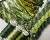 October Silk Fiber Collection #4