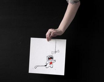 The Bone Collector artwork
