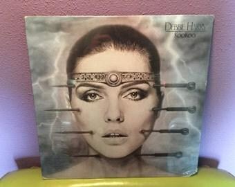 HOLIDAY SALE Vinyl Record Album Debbie Harry - KooKoo LP 1981 Nile Rodgers
