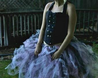 Lolita Tutu in Pink and Black
