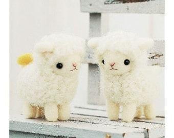 Needle felted sheep | Etsy