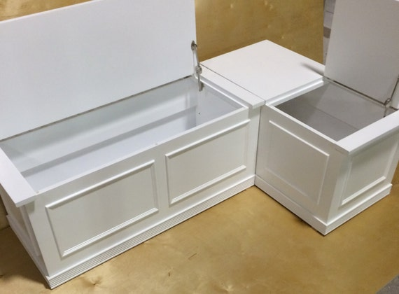 Banquette Corner Bench Seat With Storage