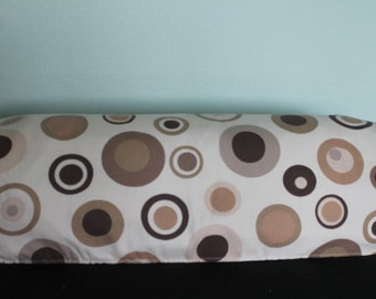 SALE 1/2 Price--Handmade Lined Expression Dust Cover  (was20.00) READY To Ship