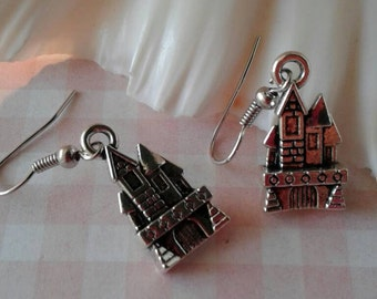 Castle  Earrings