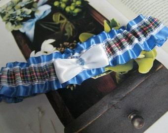 Tartan Garter - Dress Stewart