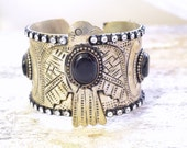 Navajo bracelet, Indian bird cuff, Bohemian festival jewelry, festie cuff bracelet, Festie jewelry, Indian jewelry, True rebel clothing