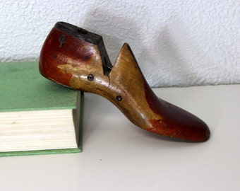 Vintage Child's Shoe Form / Shoe Form / Shoe Last