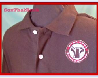 Boba Fett Bounty Hunter inspired custom Star wars polo shirt for men, women, boys, girls - u pick shirt color - Disney, Hollywood Studios