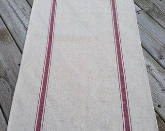 Striped Linen Fabric Etsy